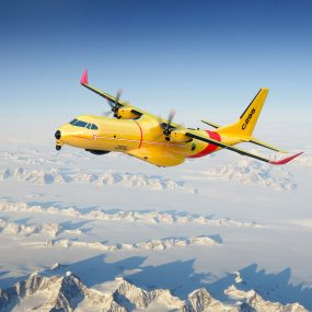Canada Selects Airbus C295W for Fixed-Wing Search and Rescue
