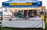 Alderlane Farmhouse Bakery booth