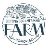 Sleeping Dog and Mermaid Farm logo