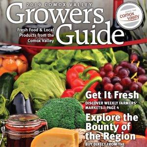 Comox Valley Growers Guide cover