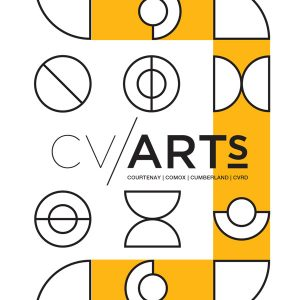 Comox Valley Arts Guide cover