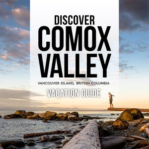 Discover Comox Valley Vacation Guide cover