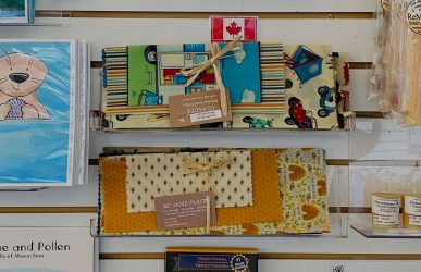 Discover Comox Valley Visitor Centre Gift Shop + Online Store